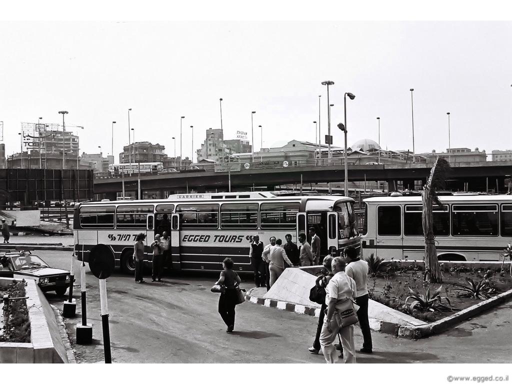 קו 100 - תל אביב - קהיר