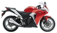 הונדה אופנועים מסכמת את שנת 2012