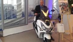 אלבר מוטו מתחילה בשיווק קטנועי דאלים