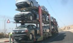 ירידה משמעותית בגיל כלי הרכב בישראל