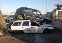 11,000 מכוניות נגרטו ב 2010