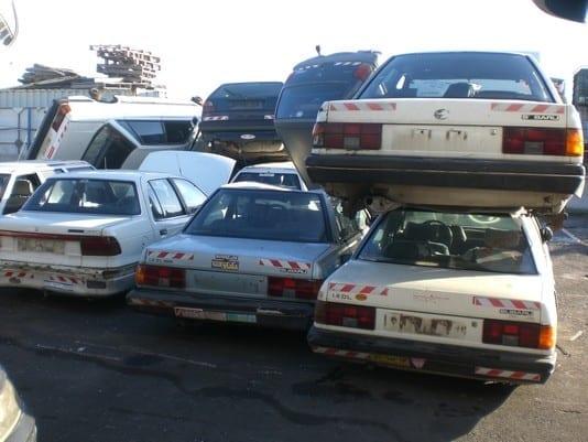 גריטת רכב בישראל