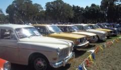 300 מכוניות במפגש מועדון החמש !