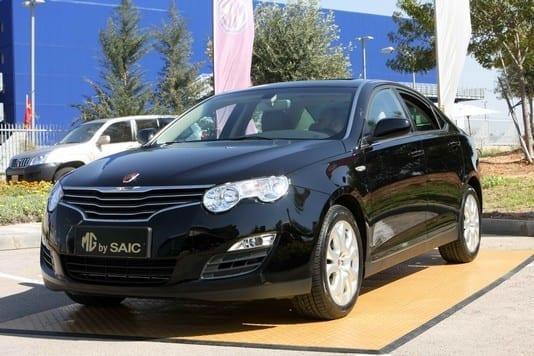 המכונית הסינית הראשונה בישראל