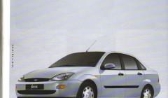 פורד פוקוס 2001
