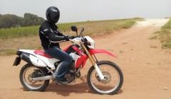 הונדה CRF250 L מבחן דרכים
