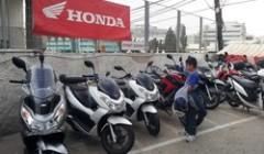 מבצע הונדה אופנועים ליום אחד בלבד.
