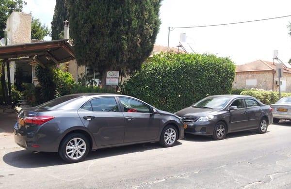טויוטה קורולה החדשה וקורולה דור 10 ( wheel )