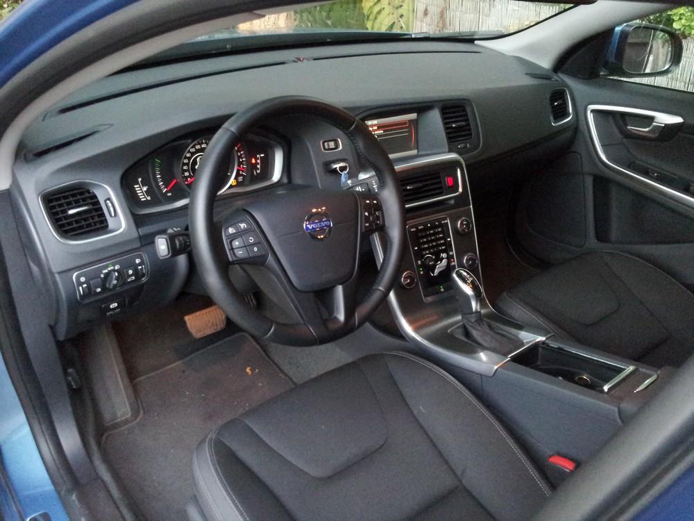 וולוו S60 T5 החדשה ( wheel )
