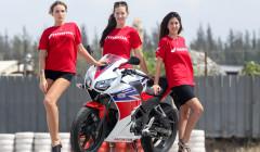 הונדה אופנועים השיקה דגמים חדשים באירוע רכיבה חוויתי