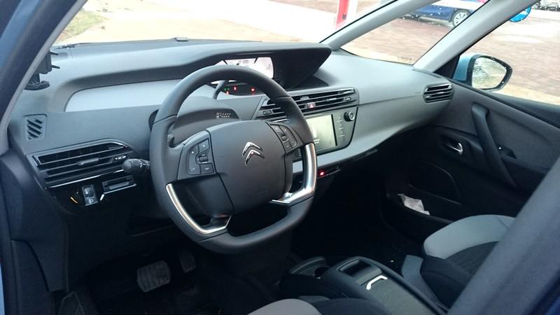 בנפט סיטרואן C4 פיקאסו החדשה 1.6 אוטומטית- מבחן דרכים - Wheel CX-17