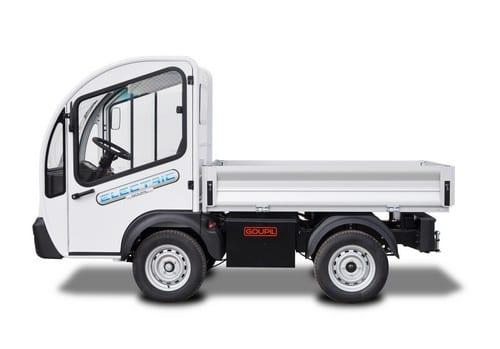 גופיל G3 בישראל: מיני משאית חשמלית
