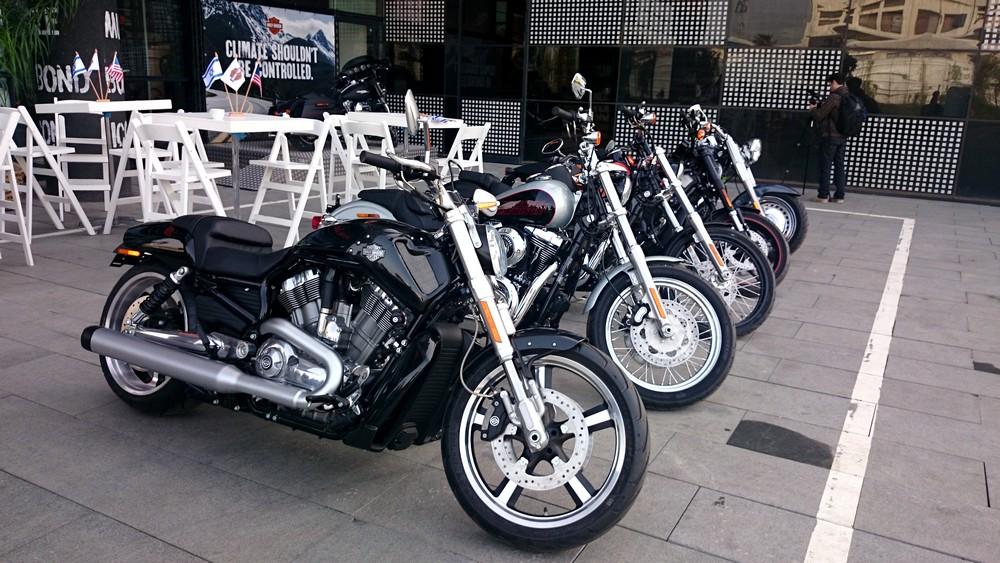 מפואר 50 אופנועי הארלי דיוידסון נמכרו בחודש בודד - Wheel LB-61