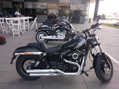 50 אופנועי הארלי דיוידסון נמכרו בחודש בודד