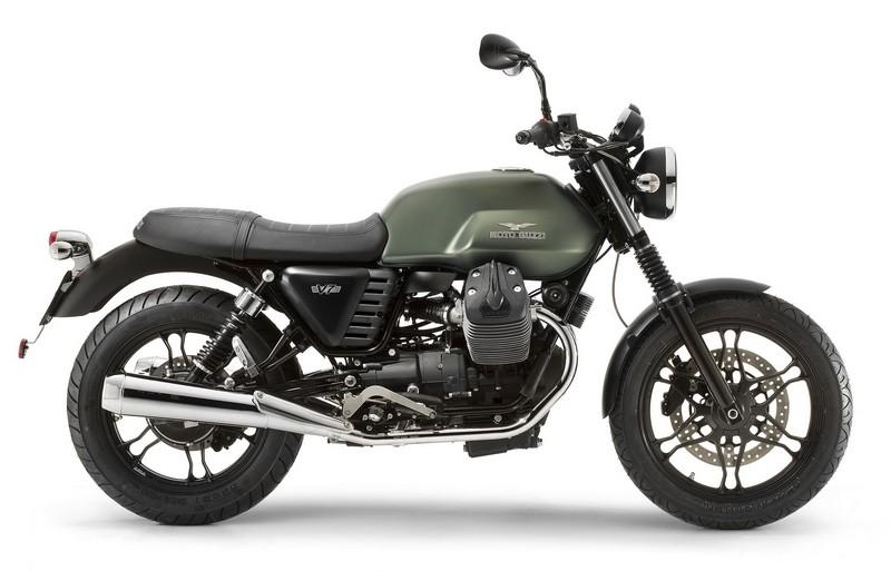 הוראות חדשות אופנועי סוזוקי ומוטוגוצי - גרסאות נייקד חדשות ותחרותיות - Wheel ZV-11