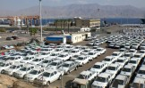 מסירות רכב פברואר 2015 : 21,850 מכוניות חדשות