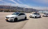 אירוע מכירות מרצדס AMG בנמל חיפה