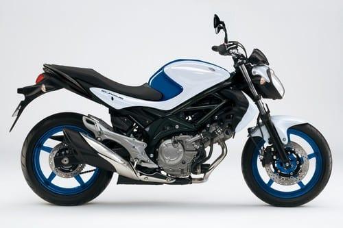 הוראות חדשות אופנועי סוזוקי ומוטוגוצי - גרסאות נייקד חדשות ותחרותיות - Wheel SJ-46