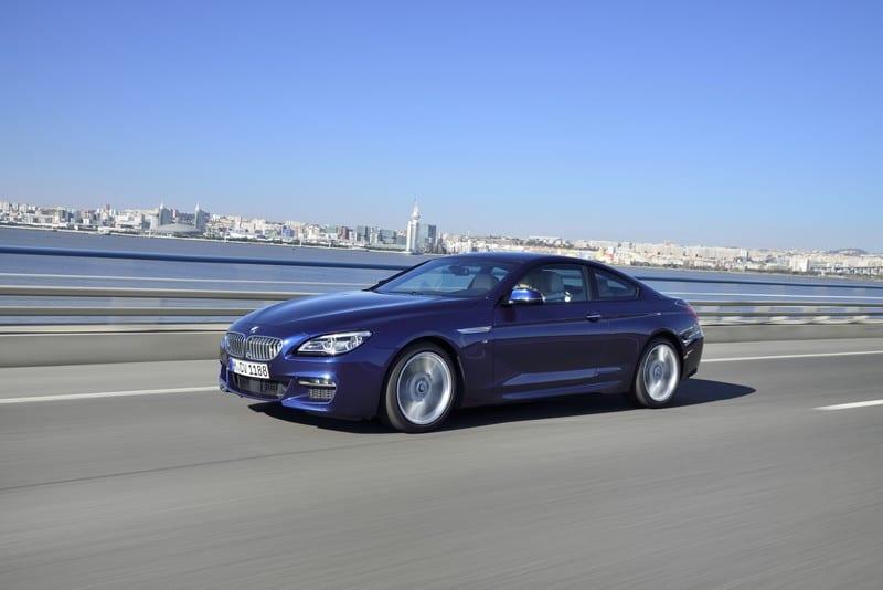 מתוחכם בארץ : BMW סדרה 6 החדשה - Wheel QQ-41