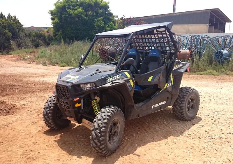 פולריס RZR 900