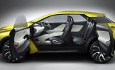 מיצובישי EX קונספט : רכב פנאי קומקפטי עתידי