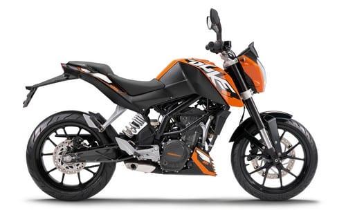 מדהים במחירים שוברי שוק: אופנועי הכביש של KTM בהפחתת מחירים דרסטית ! - Wheel XJ-95