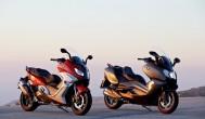 בארץ: קטנועי ב.מ.וו. C650 ו- C650 GT החדשים