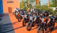מהפך: KTM מובילה את שוק האופנועים וגוררת את המתחרים למבצעים