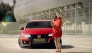 הונדה סיוויק Type R החדשה בפרסומת ישראלית ראשונה ומשעשעת