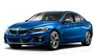 BMW סינית: נחשפה ב.מ.וו סדרה 1 סדאן