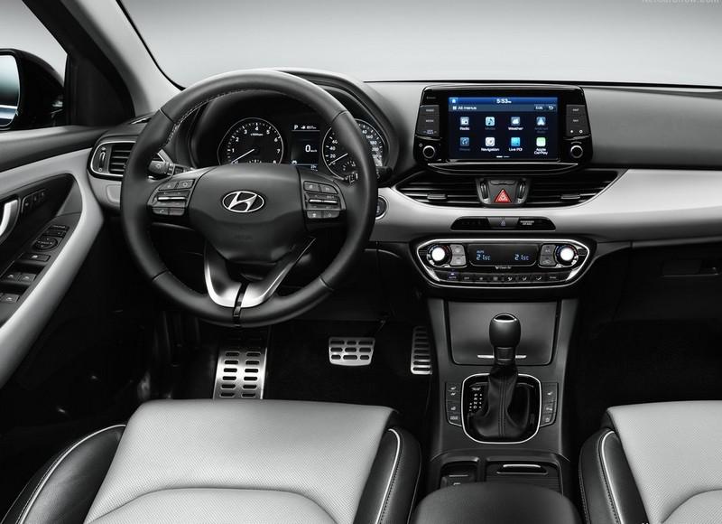 יונדאי i30 החדשה 2017