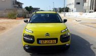 סיטרואן קקטוס דיזל מבחן דרכים: חסכונית בדלק