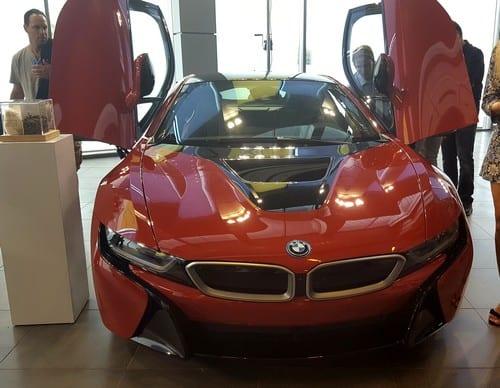 כולם חדשים דלק מוטורס משיקה בישראל את המותג BMW i - Wheel CA-48