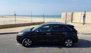 קיה נירו מבחן דרכים: ג'יפון היברידי חסכוני בטירוף