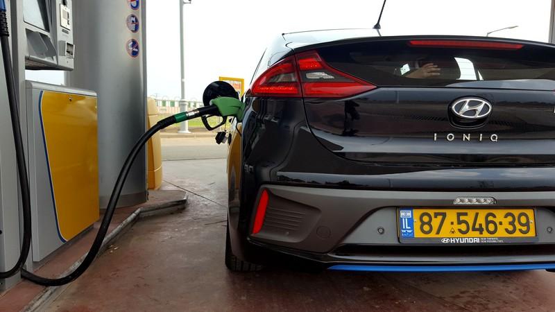 """חסכונית בדלק עם 20 ק""""מ לליטר בממוצע במבחן"""