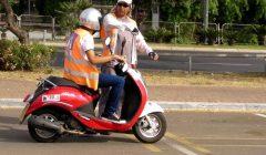 טיפים לנהיגה בחורף על אופנוע וקטנוע