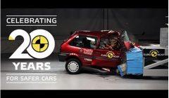 Euro NCAP חוגגת 20 שנה של הצלת חיים