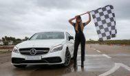 שיווק מתקדם: אירוע נהיגה מרצדס בחוף הבונים