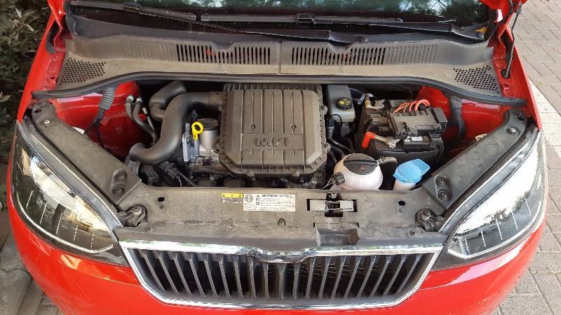 מנוע 1.0 ליטר, וגיר רובוטי = מתכון לחיסכון בדלק