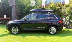 סקודה קודיאק בישראל- זן חדש  של SUV