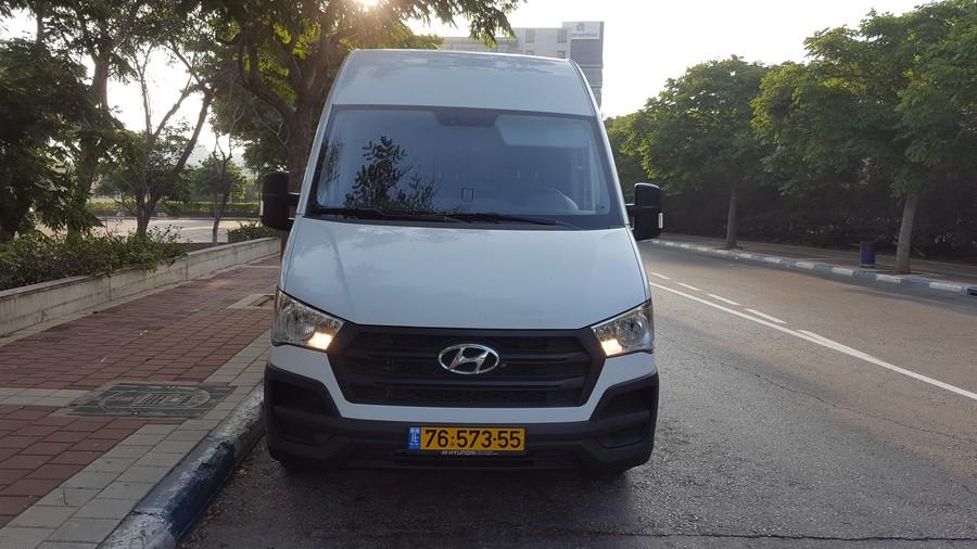 כניסה ראשונה של יונדאי בישראל לשוק המסחריות