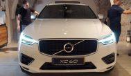 וולוו XC60 החדש 2017 הושק בישראל