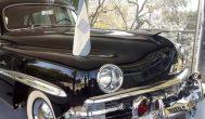 לינקולן קוסמופוליטן – המכונית של נשיא המדינה הראשון