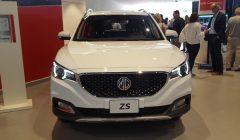 MG ZS הושק רשמית בישראל במהלך רכישה חדשני