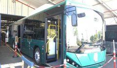 מיוצר בישראל: מרכבים תשיק בקרוב את האוטובוס החשמלי