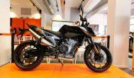 KTM דיוק 790 הושק בישראל במחיר תחרותי