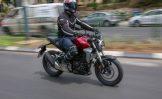 לילה לבן בהונדה אופנועים