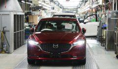 Made in Japan: מאזדה חוגגת את יצור המכונית ה-50 מיליון