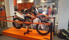 דגמי המוטוקרוס והאינדורו החדשים של KTM בישראל