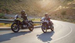 אופנועי ב.מ.וו F 750 GS ו-F 850 החדשים בישראל
